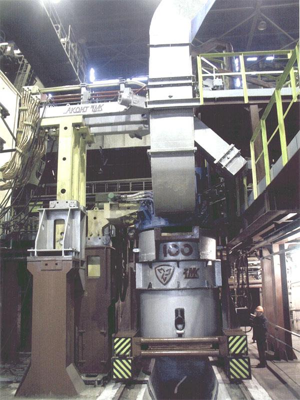 в мире агрегат ковш-печь